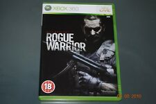 Rogue Warrior Xbox 360 PAL Reino Unido ** ** GRATIS UK FRANQUEO