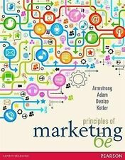 Principles of Marketing 6E by Gary Armstrong ISBN:9781486002696