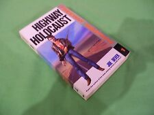 Highway Holocaust Pb Book Freeway Warrior Lone Wolf Author Joe Dever