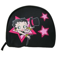 Genuine Girls Betty Boop Show Girl Range Make Up Cosmetic Bag Travel Beauty