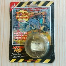 Toxic Crusaders action replay carded film cassette