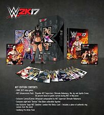 WWE 2K17: NXT Edition (Microsoft Xbox One, 2016) BRAND NEW / Region Free