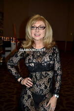 NINA HARTLEY  8X12 ORIGINAL PHOTO- 52  SUPER LEGEND