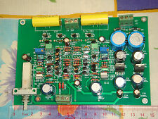 ASSEMBLED BI POLAR INPUT HI-END STEREO MC MM PHONO RIAA PREAMPLIFIER