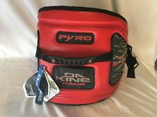 Dakine Pyro Hawaii Kitesurfing Harness Red Size Large