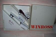 1989 Hershey 1919 Packard  Winross Diecas Flat Bed Trailer Truck