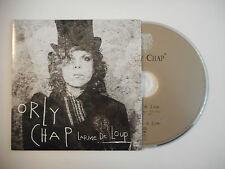 ORLY CHAP : LARME DE LOUP ♦ CD SINGLE PORT GRATUIT ♦