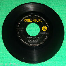 "PHILIPPINES:CLIFF RICHARD - Outsider,How Wonderful To Know,7"" 45 RPM,rare,Fair"