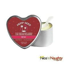 Earthly Body For Play Massage Candle 113g
