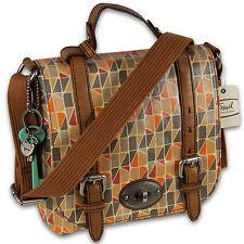FOSSIL Handtasche KEYPER ORGANIZER FLAP Schultertasche Umhängetasche Damentasche