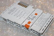 BECKHOFF EL4038  8-Kanal-Analog-Ausgangsklemme -10 V..+10 V, 12 Bit, 1-Leitert.