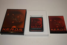 +++ NERDS N*E*R*D*S Atari2600.com Video Game NEW HOMEBREW ATARI 2600