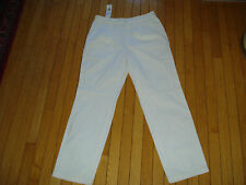 LACOSTE CASUAL WHITE PANTS MEN'S SIZE 32 BNWT@$75.00