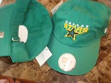DALLAS STARS   'YOUTH '  NEWERRA DEADSTOCK  HAT CAP ADJUSTABLE  STRAPBACK