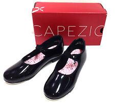 New! Capezio Jr. Tyette Girls 625 Tap Shoes Size 1.5 N No Ribbon Ties