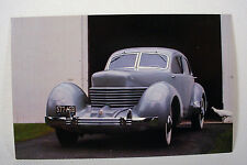 1936 CORD  POST CARD