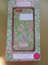 Lilly PULITZER iPhone case COVER 5/5S mobile cell phone Pink Green Sunny Side