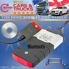 BLUETOOTH 2014 R2 CAR TRUCK DIAGNOSTIC OBD SCANNER SOFTWARE BEST TOOL IN WORLD