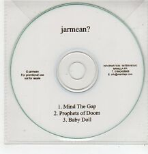 (FF551) Jarmean?, Mind The Gap - DJ CD