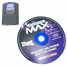 Action Replay MAX for PlayStation 2 PS2, Disc + Memory Card!!!