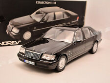 NOREV 1:18 Mercedes-Benz S600 V12 W140 Die Cast Model