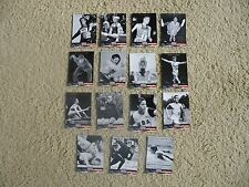 2012 Panini Americana Heroes & Legends Olympic Athlete Lot