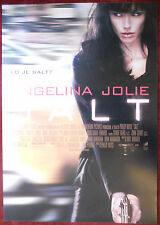 2010 Salt Original Movie Poster Crime Film Phillip Noyce Angelina Jolie Serbian