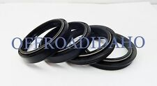 FRONT FORK TUBE OIL & DUST SEAL KIT HONDA CR125R 1997 1998 1999 2000 2001 2002 R