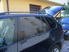 BMW X5 TENDINA PARASOLE SU MISURA STACCABILE  SIMILE VETRI OSCURATI