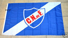Club Nacional de Football Flag Banner 3x5 ft Montevideo Uruguay Futbol Soccer