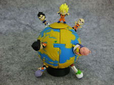Dragon Ball Dragonball Z DBZ Kai Earth Diorama Mini Big Head Figure