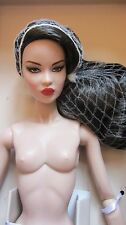 "Nude Fashion Royalty NuFace Ayumi: Power House 12"" Doll New!!!"