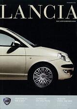 Lancia Magazin 2/03 2003 Mantero Ypsilon Giardino dei Tarocchi Appia 1953 E Knam