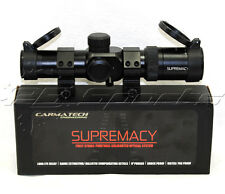 Carmatech Engineering Supremacy Range Estimation First Strike Scope FFP 1-6x28
