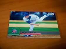 CHICAGO CUBS KERRY WOOD 2002 TOPPS STADIUM CLUB #98