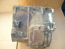 SM-465 4-speed transmission case.Bare.Both PTO covers included.Good condition.