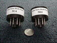 01D Collins 516F-2 Solid State Replacement Tubes for 5R4 / 5U4