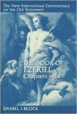 The Book of Ezekiel, Chapters 1-24 by Daniel I. Block (1997, Hardcover)