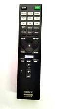 NEW ORIGINAL SONY RM-AAU190 REMOTE CONTROL RMAAU190 1-492-705-11 149270511
