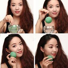 Konjac Konnyaku Fiber Face Makeup Wash Pad Cleaning Sponge Puff Exfoliator BO