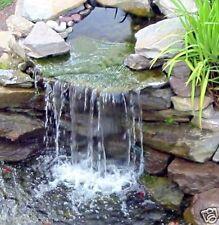 "15"" Pond Spillway & Waterfall Box-garden-water-filter-pool-DIY-Lifetime warranty"