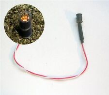 6v 12v DC FLICKERING LED LIGHT BURNING GLOWING OIL DRUM BRAZIER WIRED OO GAUGE
