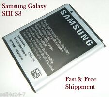 Brand New Samsung Galaxy S3 SIII Battery Replacement For i9300 i747 T99