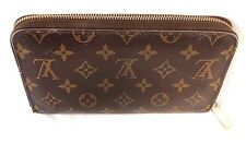 Authentic Louis Vuitton Monogram Zippy Organizer Wallet