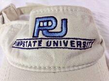 Pimp State University Hat Youngan Golf Visor Adjustable Youth PU Cap