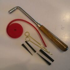 Piano Tuning Hammer (USA Made) & Mute Kit