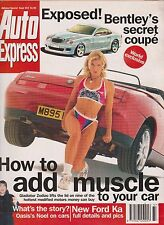 Auto Express Car Magazine No 414 Autumn Special 1996, plus Supplement