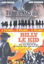 DVD - LA TRAQUE SAUVAGE + BILLY LE KID / Edition 2 films -D10