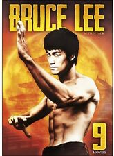 9-Movie Bruce Lee Action Pack DVD