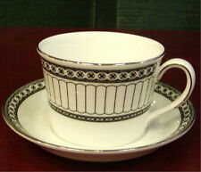Wedgwood Contrasts Cup & Saucer NEW